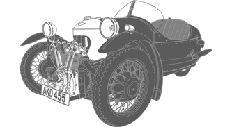 Morgan Motors 3 Wheeler Super Sports