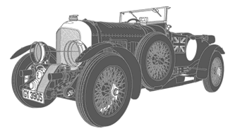Bentley 4½ Litre Supercharged
