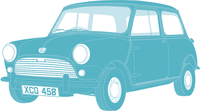 British Motor Corporation Mini