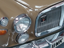 Rover P5B coupe